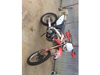 Honda CRF 450 2006 v5 road legal