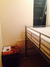 Short term room furnished all bills included text now 07888832828