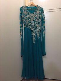 Indian/Pakistani style Desi long dress Ready made