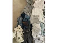 Huge Bundle of Baby Boys clothing 6-9 months