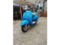 Jinhua mtl-eb-023 electric moped