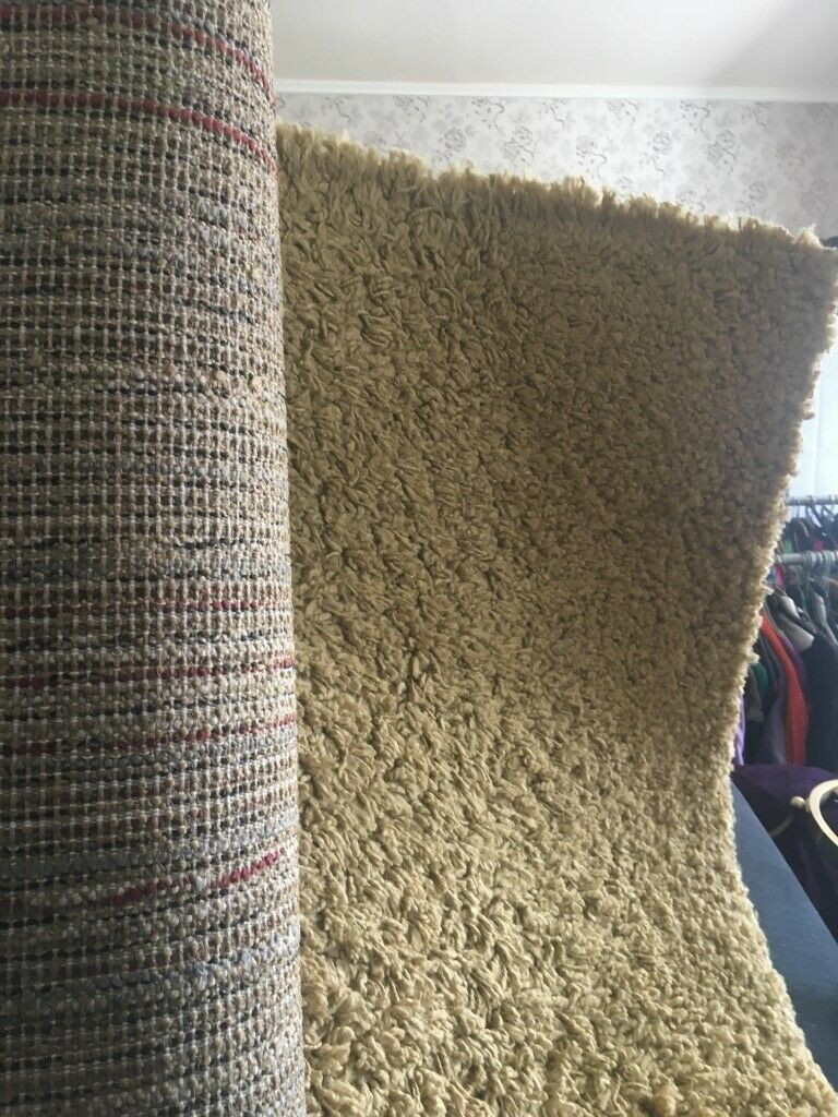 Large Ochre rug from Next | in Bridge