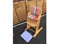 Baby dan high chair