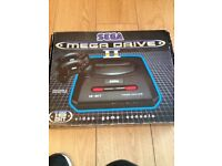 Sega mega drive 2 console