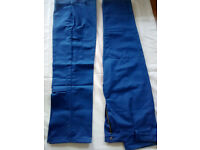 TROJAN WORK TROUSERS 2 PAIRS