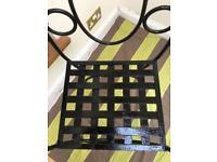 Handmade iron chairs
