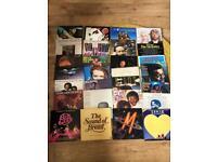 X28 vinyl records £35
