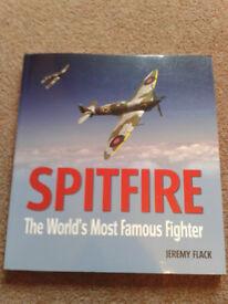 Spitfire Book. Jeremy Flack. RAF