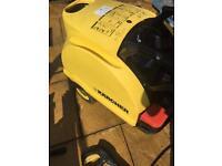 Karcher 240 volt hot pressure washer industrial power jet wash