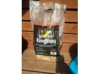 Bag of kindling