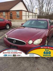 2005 Buick Allure CX | FRESH TRADE | AS IS