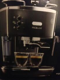 New De'Longhi Icona Micalite Espresso machine