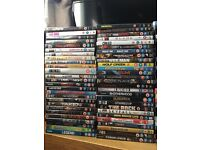 108 DVDs Huge Joblot Bundle