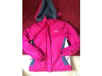 Ladies size 12 ski jacket excellent condition