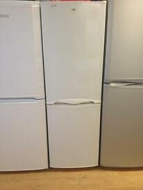 Slimline fridge freezer
