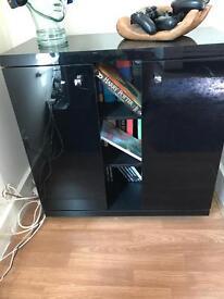Next high gloss storage unit