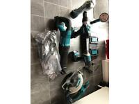 Makita 6 combo kit no bag
