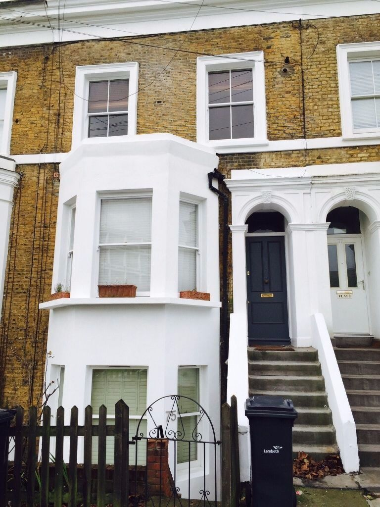 Beautiful split level 2 bed Victorian maisonette - Brixton