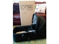 Mountain buggy Duet Carrycot
