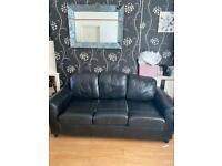 Free 3 Seater Sofas x2