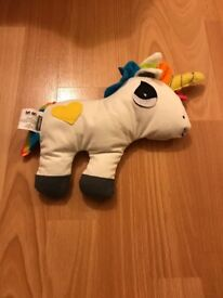 Heatable unicorn - microwaveable