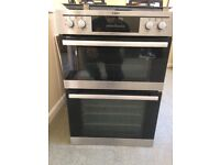 Double AEG Integrated Oven