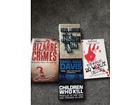 4x crime books