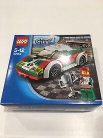 Lego City Race Car