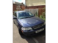 VOLVO S40 LOW MILAGE