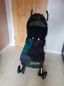 Matching koochi buggy and car seat
