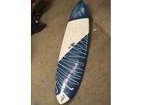 """NSP 6'8"""" surfboard"""