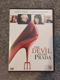 The devil wears prada dvd