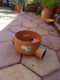 Manhole base