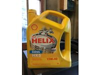 Shell Helix HX5 15w-40 Diesel Engine Oil