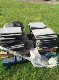 Grey Marley modern roof tiles RRP £4 per tile