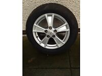 Toyota alloy wheels 16 inch