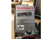 ThermoControl II in box unused