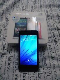 HTC Desire 610 - Navy Blue Smartphone