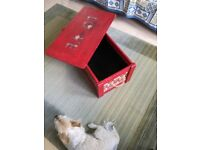 Trunk/ Blanket Toy Box