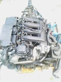 Bmw e46 engine 150bhp standard
