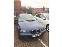 BMW 316 Compact ++SERVICE HISTORY++DRIVES WELL++