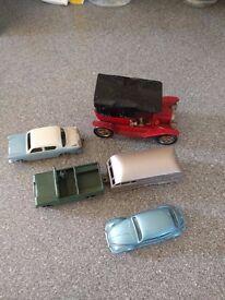 Lesney Cars, Caravan, Land Rover, Matchbox