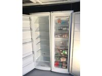 Tall frost free freezer & Tall fridge