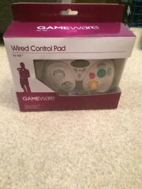 Gameware wired control pad Nintendo Wii / gamecube