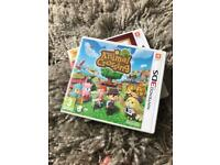 Animal Crossing New Lead 3DS