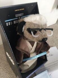 STAR WARS Obi Wan Kenobi (Compare the Meerkat)