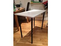 White working desk/ table