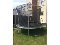 10ft good condition trampoline