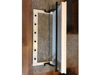 IKEA Shoe Rack with matching Coat rail,halway storage