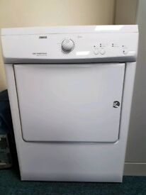 99 Zanussi ZDE47201w 7kg White Vented Tumble Dryer 1 YEAR GUARANTEE FREE DELIVERY